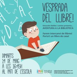 Vesprada_llibre