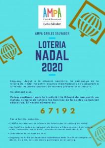Loteria Nadal 2020